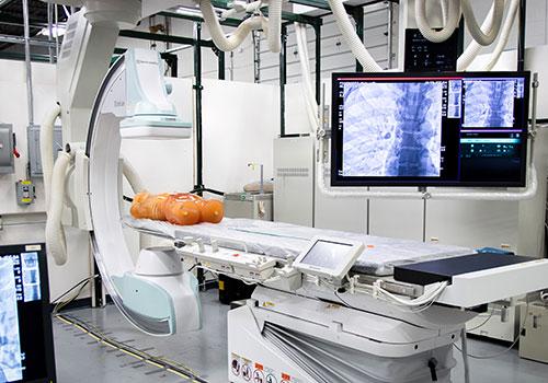 Diagnostic imaging training