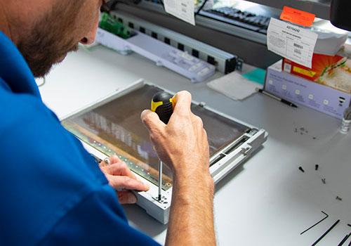Diagnostic imaging parts and repair